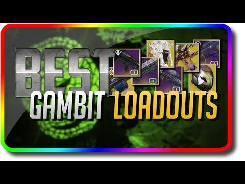 "Destiny 2 - ""Best Guns"" & ""Best Supers"" in Gambit Prime (Destiny 2 Jokers Wild DLC) thumbnail"