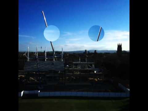 Somerset County Cricket Club - New Stand