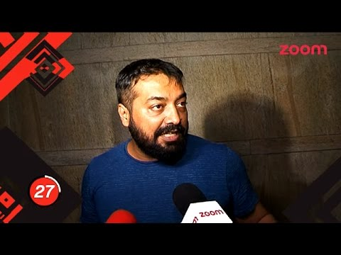 Anurag Kashyap CHALLENGES Central Board Of Film Certification | Bollywood News