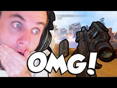 APEX LEGENDS! (Titanfall Battle Royale)