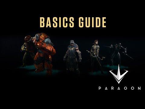 Paragon - Basics Guide