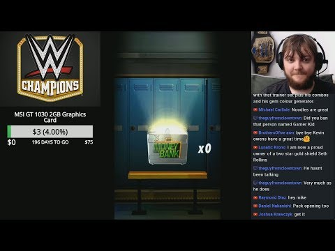 *GRAB THE BRIEFCASE, CHANGE YOUR LIFE!* WWE Champions - Part 68   Mike at Midnight LIVE