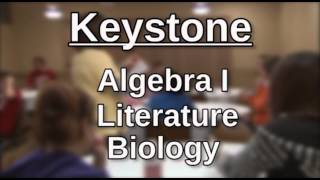 Repeat youtube video Getting Started @ PA Cyber -  Keystone Exams