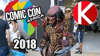 {Had A Great Time!!!} Comic Con Africa 2018 | South Africa