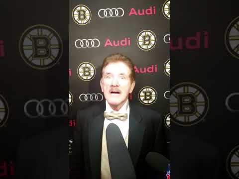 Boston Bruins anthem singer Rene Rancourt talks about decision to retire at end of 17-18 season