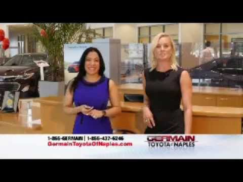 Germain Toyota Of Naples Clearance Event