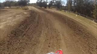 lex riding my 450 honda