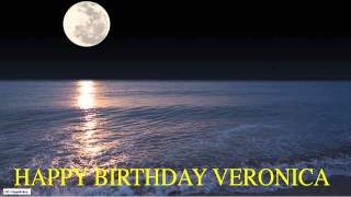 Veronica  Moon La Luna - Happy Birthday