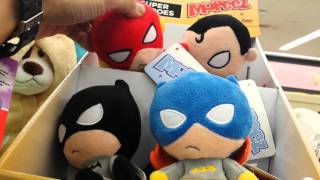 Walgreens Toy Hunting January 2016 - Marvel Micro Bobblers