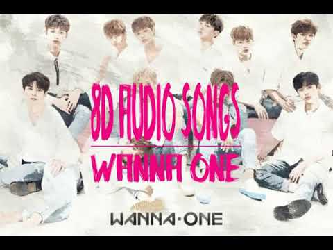 Wanna One 8d Songs Compilation Playlist