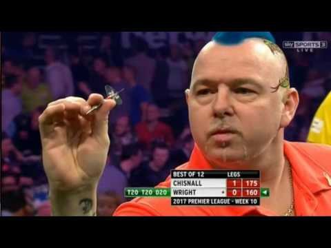 2017 Premier League - Week 10 - Match 3: Peter Wright Vs Dave Chisnall