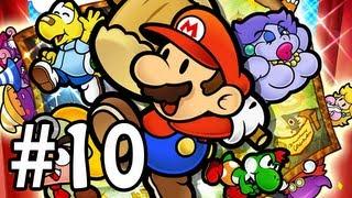 Paper Mario : La Porte Millénaire Let's Play - Episode 10 [Live]