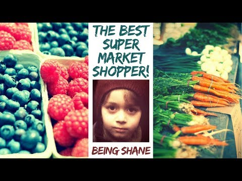 The BEST supermarket shopper! HD