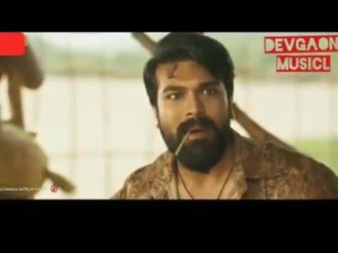 New South Movies Taser Rangasthalam (2018) Hindi Trailer _ Ram Charan_ Sa(360P) (devgaon Musical)..