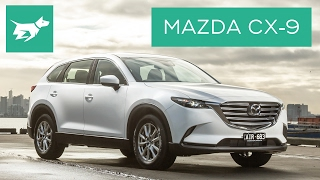 2017 Mazda CX 9 Review