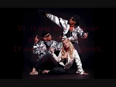 Number 1 - Tinchy Stryder & N- Dubz (Lyrics)