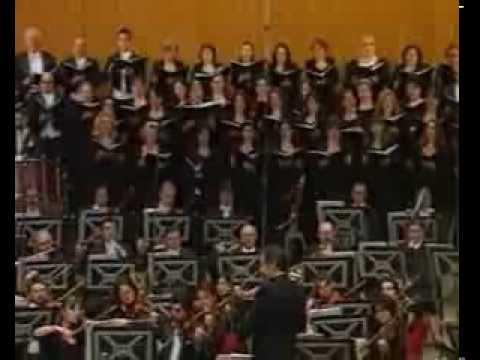 Gaetano DONIZETTI - Corul servitorilor din opera DON PASQUALE
