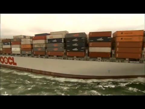 Mega Brod: Najveći Oceanski Div ⚓ (Dokumentarac) :::NatGeo::: ||HR Sync||