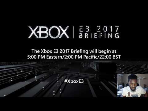 Microsoft Xbox 2017 E3 Conference Livestream & Live Reaction  | Weapon Wheel Livestream