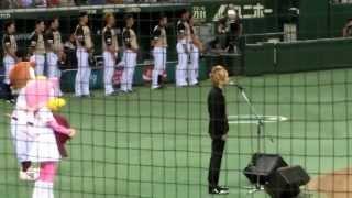 http://rakuteneagles.publog.jp 国歌斉唱はシドのボーカル・マオ- 【7/...