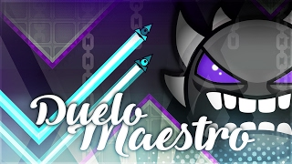 "EXTREME MULTIPLAYER DEMON | Geometry Dash - ""DUELO MAESTRO"" by Nacho21 
