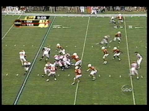 Red River Bloodbath *(First Half Highlights) Oklahoma vs. Texas 2003