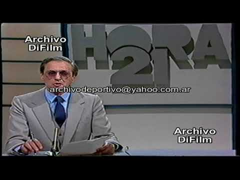 Flash de Noticias Hora 21 - DiFilm (1986)