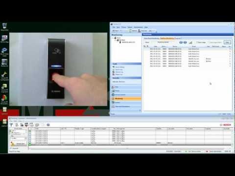 Biometric integration with Suprema BioStar v.1.6, BioEntry Plus & Bosch Access PE v.2.1