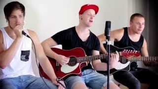 Marianas Trench - Fallout Acoustic (Cover By Saving Dystopia)