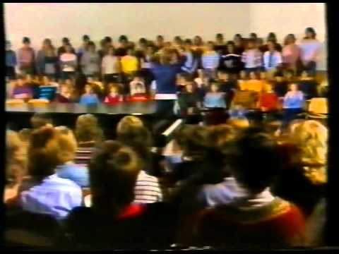 Windsbacher Knabenchor: Div. TV-Ausschnitte 1 (80er Jahre/siehe Beschreibung)