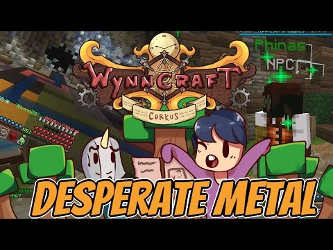 Wynncraft 1.16: Desperate Metal Quest Guide!