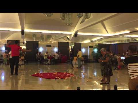 Lawaan Eastern Samar,  (Kuracha Dance) LLO President Mr. Freddie Abuda!