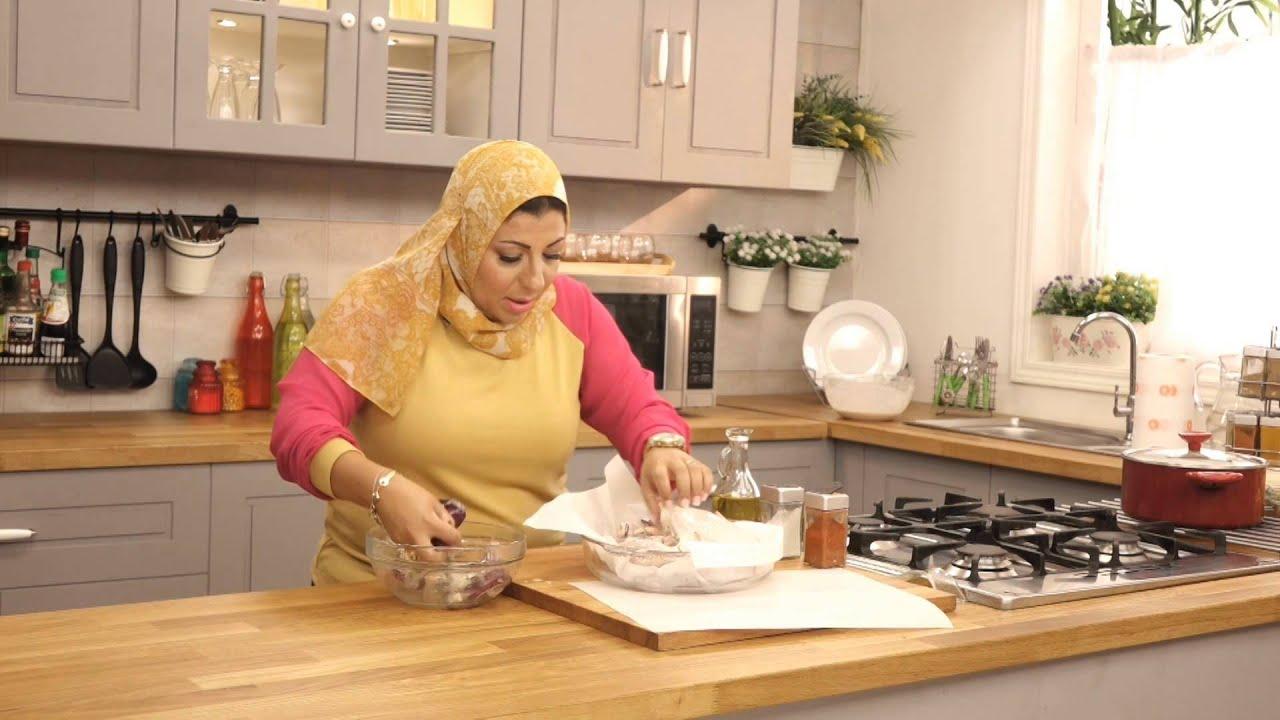 Menu ElMasyaf : منيو المصيف - EP24 P3  دجاج بورق الزبده وااللبن الرايب