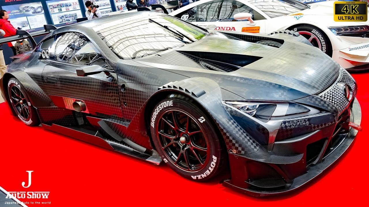 4k Super Gt Lexus Lc500 2017 スーパーgt レクサスlc500 大阪オート