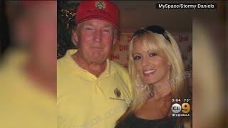 Report: Trump Knew Of Stormy Daniels Payment Months Before He Denied It