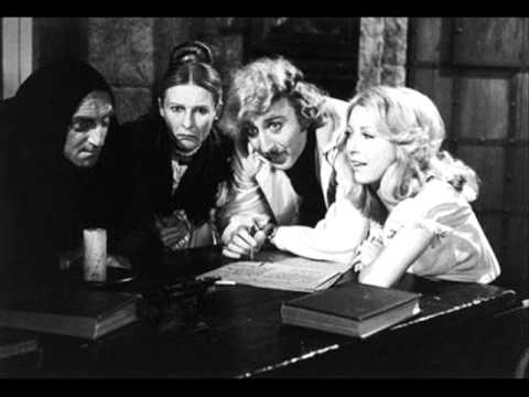 Young Frankenstein (That MOVIE-NUT Halloween review)