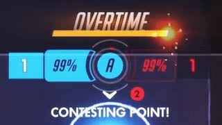 Overwatch - Most Insane Overtime Plays