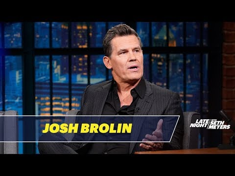 Manny On The Streets - Ruffalo convinced Brolin to play Thanos! (Video)