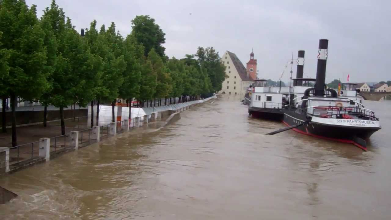Regensburg Hochwasser