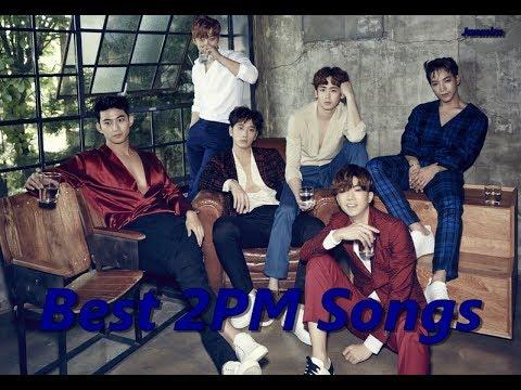 Best 2PM Songs