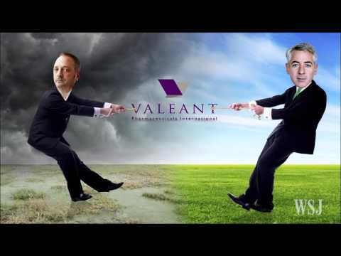 A Valeant Tug of War