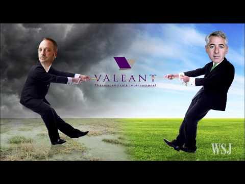 A Valeant Tug of War