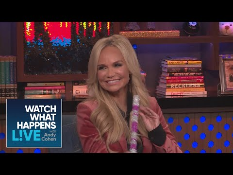 Kristin Chenoweth Solves Housewives Problems | WWHL