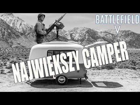 NAJWIĘKSZY CAMPER W BATTLEFIELD V - TEABAG SIĘ NALEŻY thumbnail