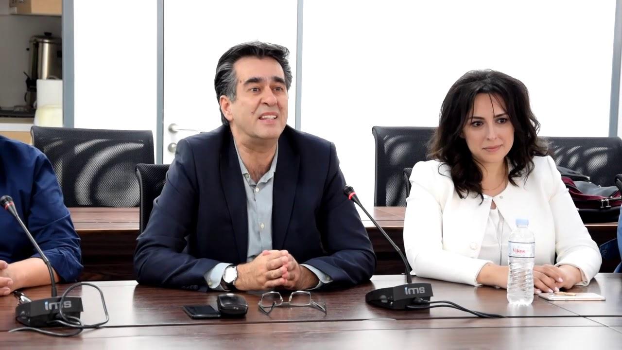 Υποψήφιοι ευρωβουλευτές του ΣΥΡΙΖΑ στην Μεγαλόπολη