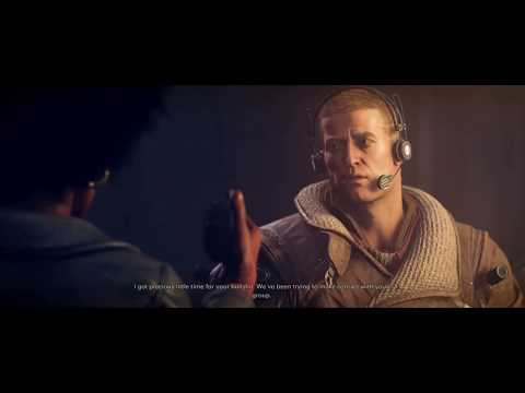 Wolfenstein 2: The New Colossus. 'Midtown/Penthouse'. Part 06. Xbox One X