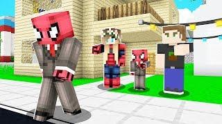 FAKİR EVDEN KOVULDU! 😱 - Minecraft