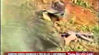 Gobierno Deberán Indemnizar Muertos Base De Patascoy