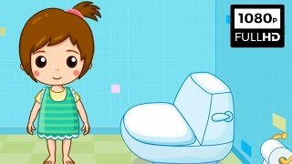 Baby Panda Toilet Training | Baby's Potty | Fun BabyBus Games For Kids