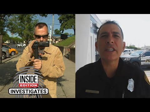 Kristina - Why This Man Says He Harasses Police Officers
